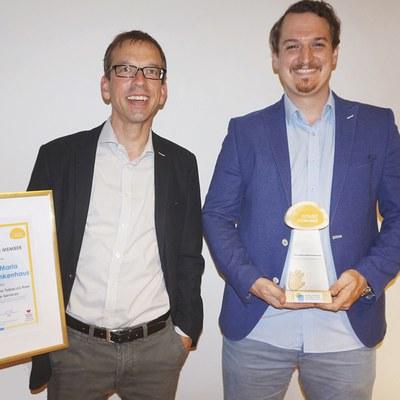 Internationale Auszeichnung