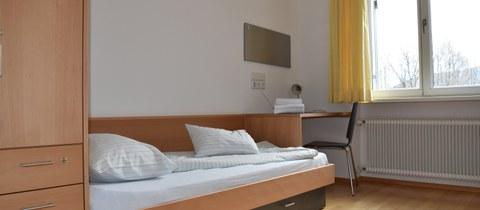 Krankenhaus Maria Ebene wird ein Notkrankenhaus