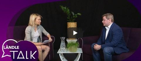 LÄNDLE TALK mit Philipp Kloimstein