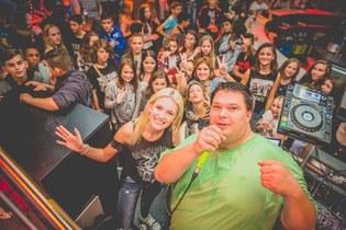 Geniale Schall OHNE RAUCH Party in Lustenau