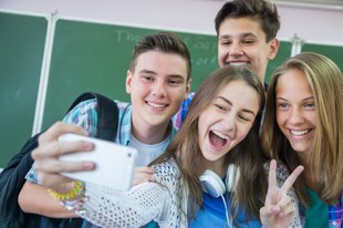 Handy in der Schule