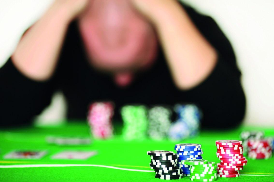 Kriterien für Glücksspielsucht